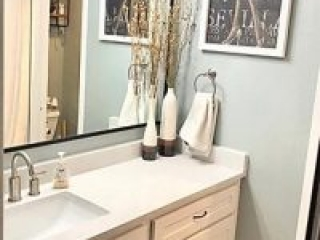Bathroom remodeling ideas Grey Forest