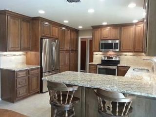 Kitchen remodeling service Stone oak