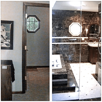 San Antonio design-build remodeling company before after image