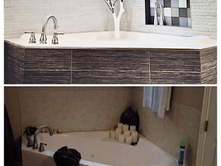 Home Remodeling Contractor before after image