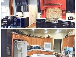 Kitchen Remodeler before after image