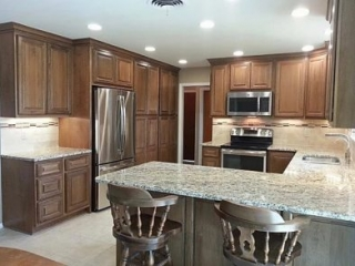 Kitchen remodeling service Stone oak