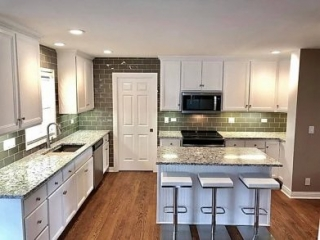 Kitchen renovation Stone oak