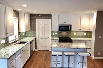 Kitchen renovation Stone oak