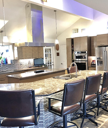 Luxury Kitchen and Bathroom Remodelers